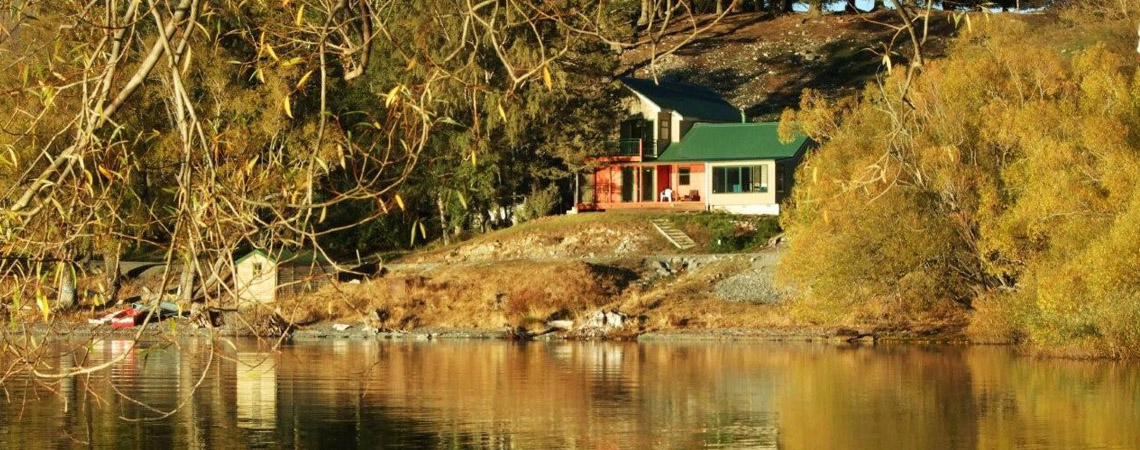 Arrowsmith Lodge at Lake Heron