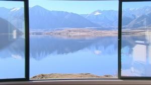 Bifolds lake view
